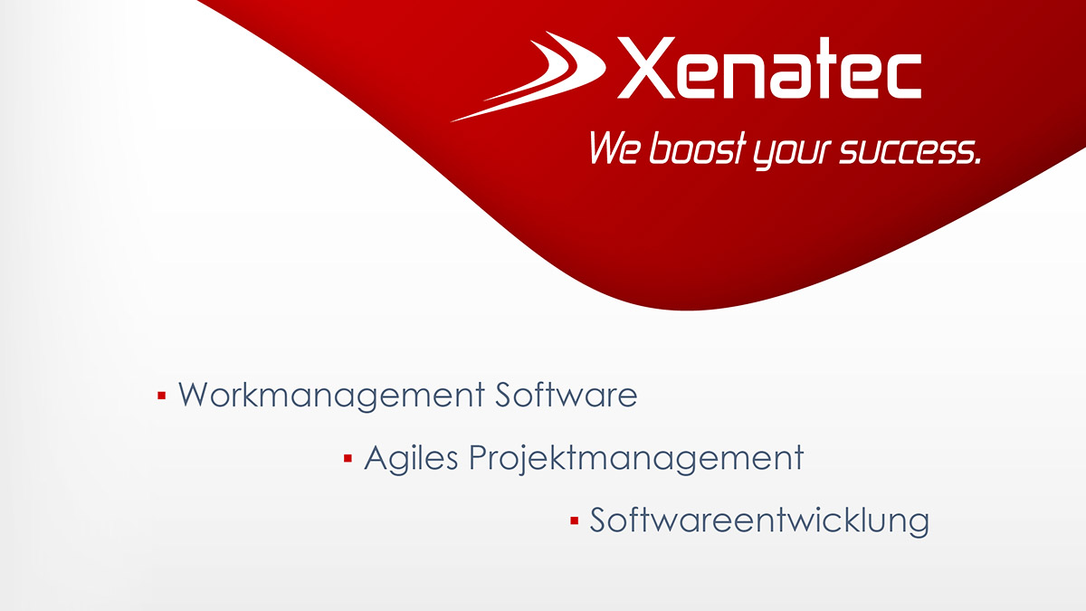 Xenatec GmbH | Agile Softwareentwicklung & Workmanagement - Stuttgart, Leonberg, Böblingen, Ludwigsburg, Augsburg - Agile Coach, Scrum Master, Projektkoordinator, Java-Experte